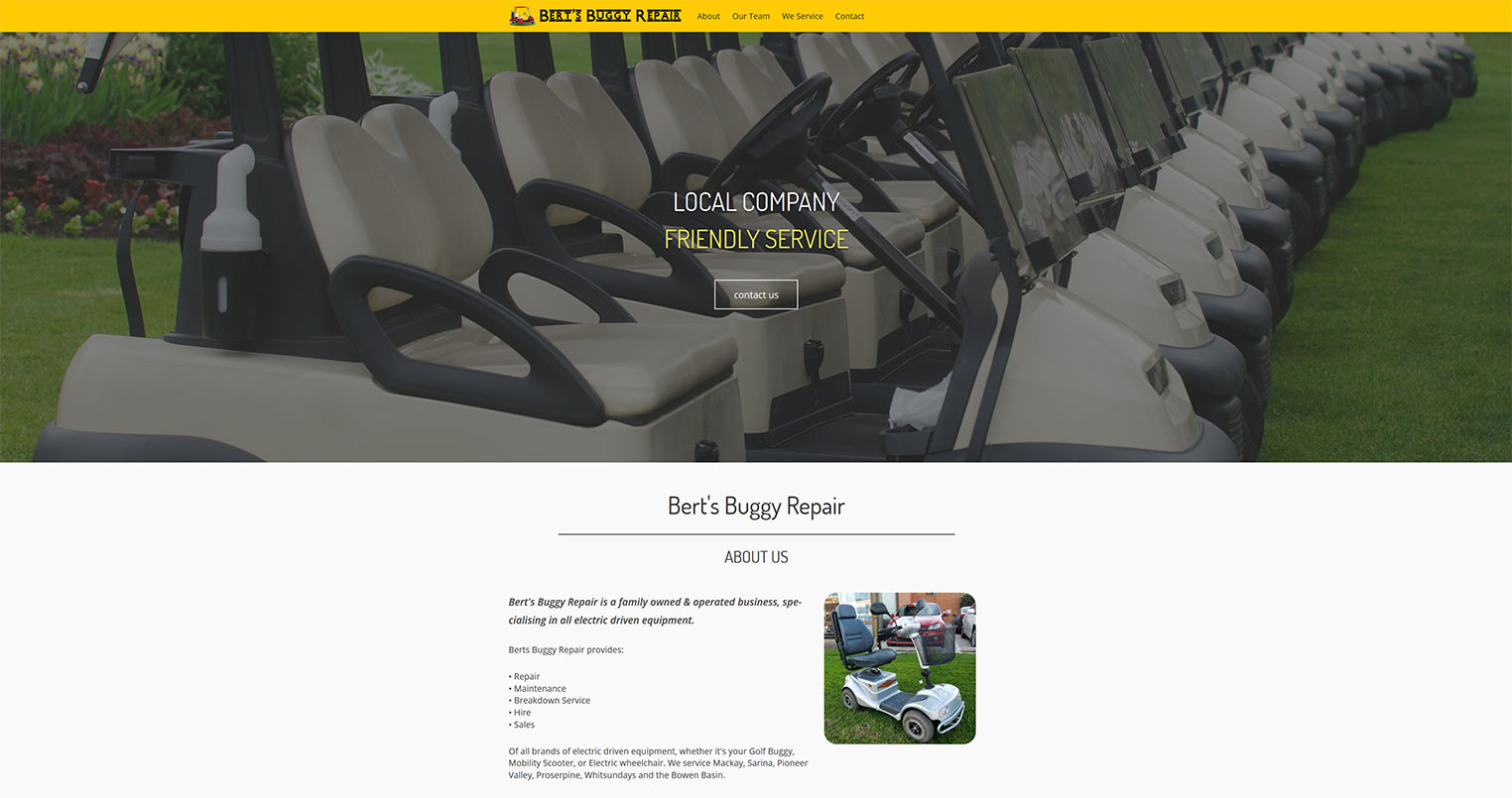 berts-buggy-repair-pulman-dot-media-owen-pulman-web-design-mackay