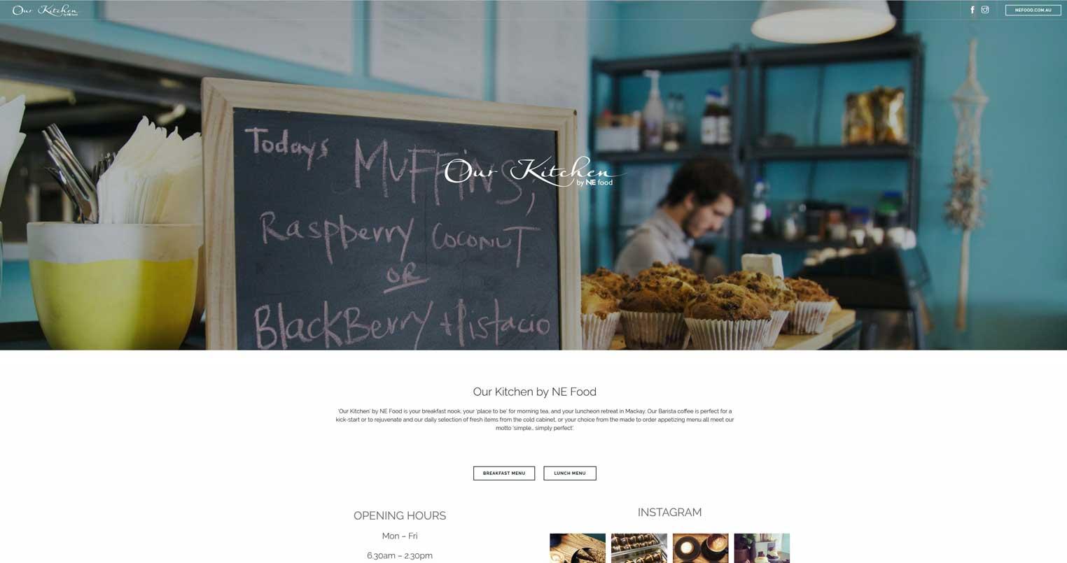 our-kitchen-mackay-pulman-dot-media-owen-pulman-web-design-mackay